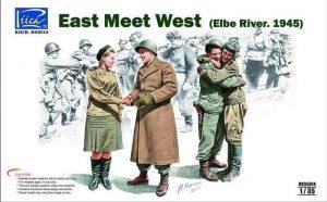โมเดลฟิกเกอร์ริช East Meet West (Elbe River 1945)