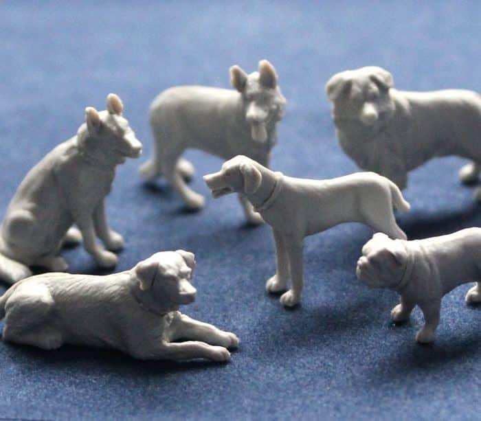 โมเดลสัตว์โลกน่ารัก Livestock Set Vol.3