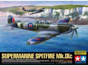 โมเดลเครื่องบิน SUPERMARINE SPITFIRE Mk.IXc 1/32