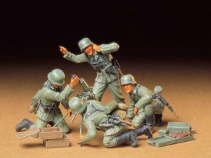 โมเดลฟิกเกอร์ทหาร