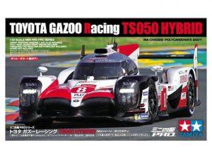 ทามิย่า มินิโฟล์วิล MINI 4WD JR TOYOTA GAZOO RACING TS050