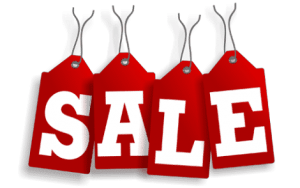 SALE END OF YEARS