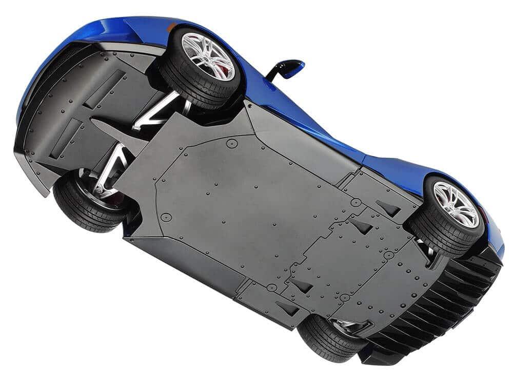 โมเดลประกอบรถยนต์ FORD GT 2016 1:24