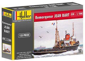 โมเดลเรือเดินสมุทร Heller HL80602 Remorqueur Jean Bart 1/200