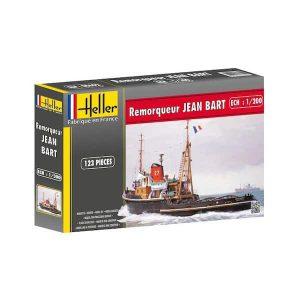 โมเดลเรือ Heller HL80602 REMORQUEUR JEAN BART 1:200