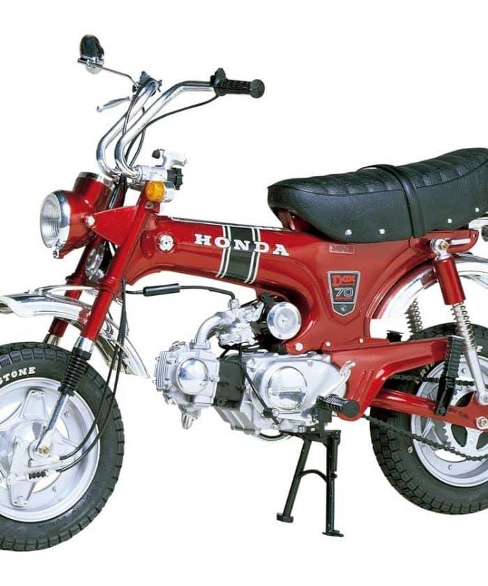 โมเดลรถฮอนด้า Dax Honda EXPORT ST70 1:6