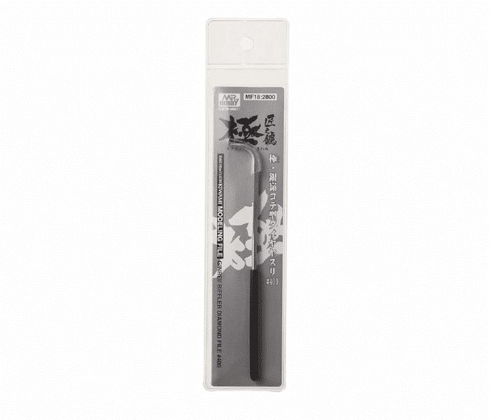 ตะไบโค้งเพชร KIWAMI GINREI/ RIFFLER DIAMOND FILE #400