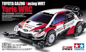 ทามิย่า มินิโฟล์วิล MINI 4WD JR TOYOTA GAZOO WRT/YARIS Ma Chassis