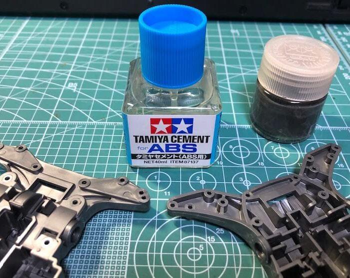 Tamiya Cement for ABS กาวสำหรับติดพลาสติกเอบีเอส