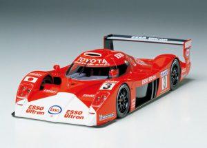 โมเดลรถทามิย่า Tamiya Toyota GT-One TS020 1/24