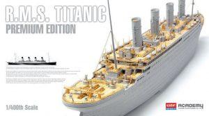โมเดลเรือไททานิก AC14226 R.M.S TITANIC PREMIUM EDITION (LED) 1/400