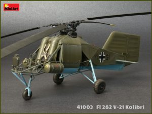 HIGHLY DETAILED MODEL BOX CONTAINS MODEL OF GERMAN HELICOPTER TOTAL PARTS 189 178 PLASTIC PARTS 11 PHOTOETCHED DECAL SHEET IS INCLUDED