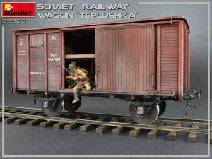 โมเดลรถไฟ และฉากประกอบ 1:35