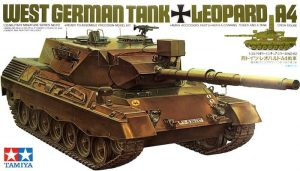 TAMIYA 35112 WEST GERMAN LEOPARD A4 1/35