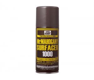 สีรองพื้นน้ำตาล B528 MR.MAHOGANY SURFACER 1000 SPRAY