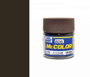Mr.color C606 IJN LINOLEUM DECK COLOR (FLAT 75%) 10ML