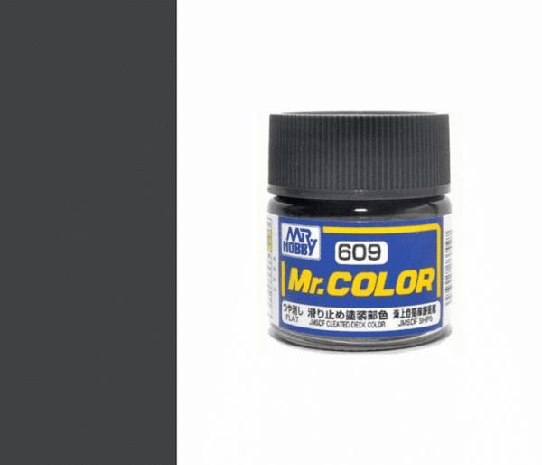 Mr.color C609 JMSDF CLEATED DECK COLOR (FLAT) 10ML