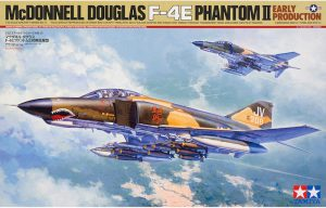 TA60310 McDonnell Douglas F-4E Phantom II Early Production 1/32