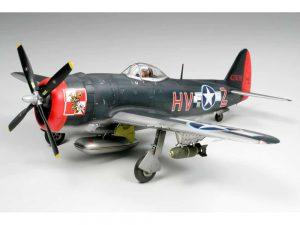 เครื่องบินทามิย่า TAMIYA TA61096 REPUBLIC P-47M THUNDERBOLT 1/48