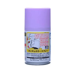 สีสเปรย์กันดั้ม SG08 MS Purple (Semi Gloss) 100ml