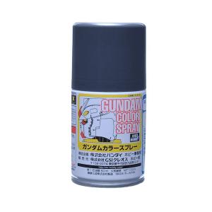 สีสเปรย์กันดั้ม SG05 U.N.T.S MS Gray (Metallic) 100ml