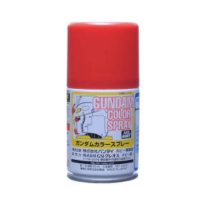 สีสเปรย์กันดั้ม SG12 MS Sazabi Red (Semi Gloss) 100ml