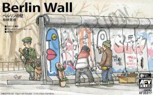 โมเดล AFV AF35317 BERLIN WALL 1/35