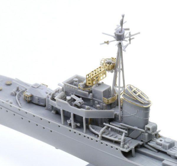 โมเดลเรือรบ Dragon DRA1037 GERMAN Z-39 DESTROYER 1/350