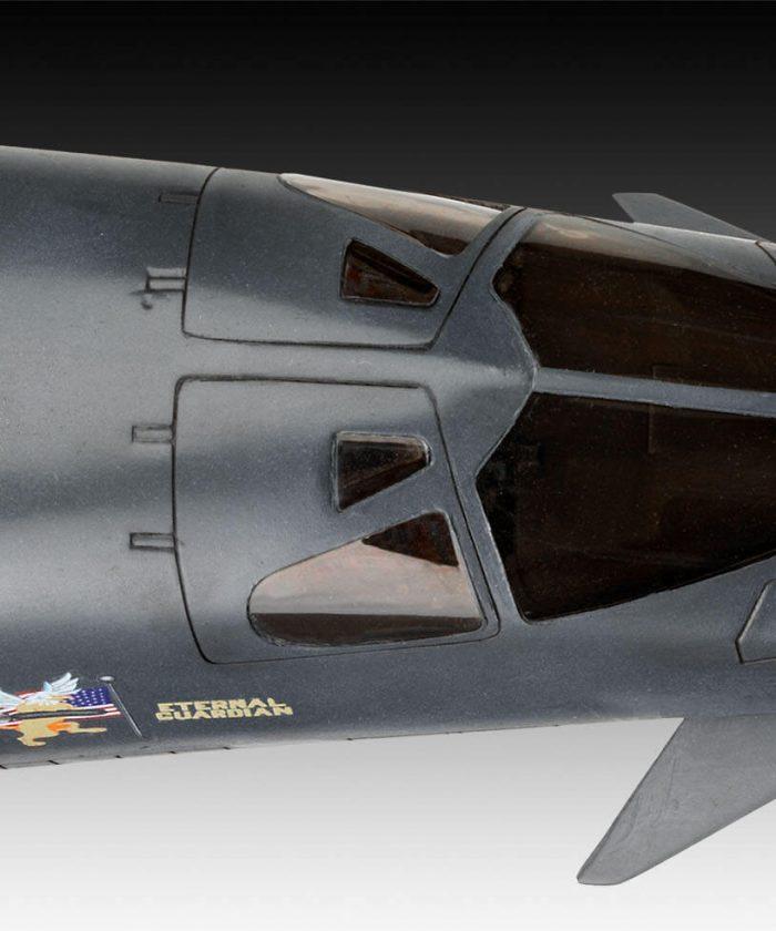 โมเดลเครื่องบิน Revell B-1B Lancer 1/48