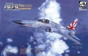 โมเดลเครื่องบิน AFV AR48101 F-5E Tiger II ( Shark Nose ) 1/48