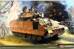 โมเดลรถถัง Academy AC13205 M2A2 Bradley O.I.F. 1/35