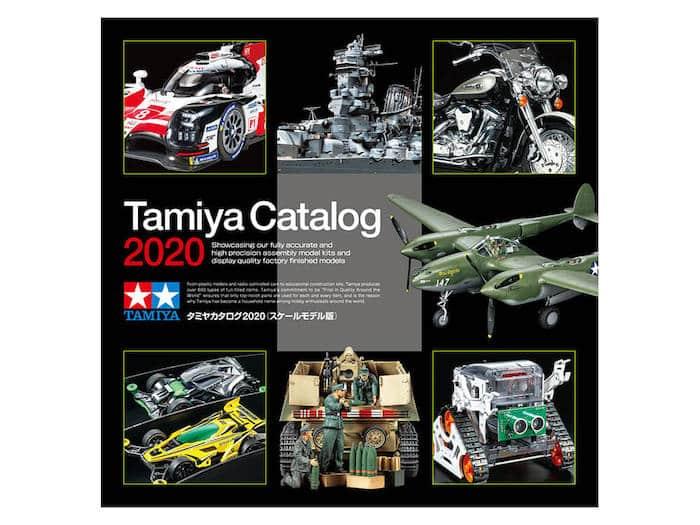 หนังสือสมุดภาพทามิย่า TAMIYA CATALOG 2020
