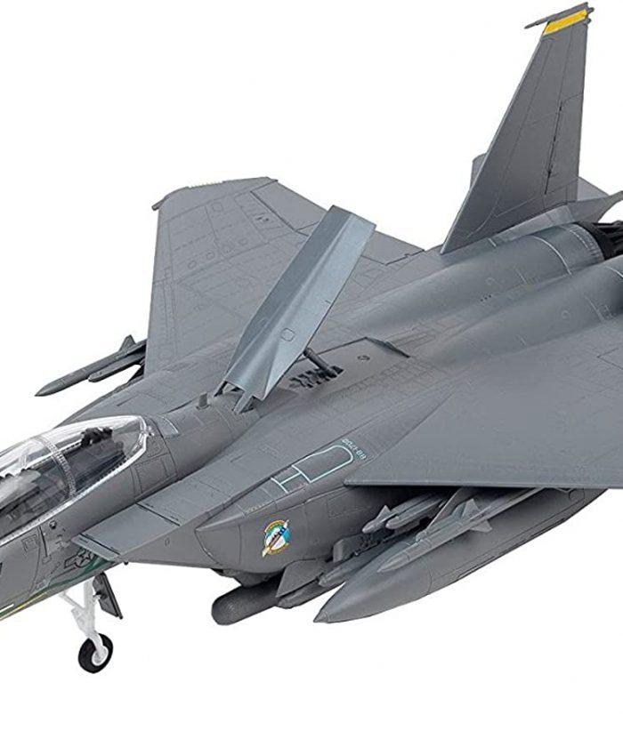 โมเดลเครื่องบิน Academy AC12215 F-15E STRIKE EAGLE [OPERATION IRAQ FREEDOM] 1/48