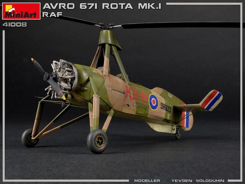 Miniart Aircraft Miniatures 1:35