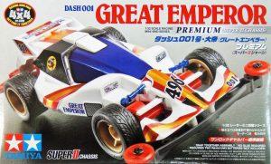 รถมินิ 4WD ทามิย่า 18075 MINI 4WD DASH-001 GREAT EMPEROR PREMIUM