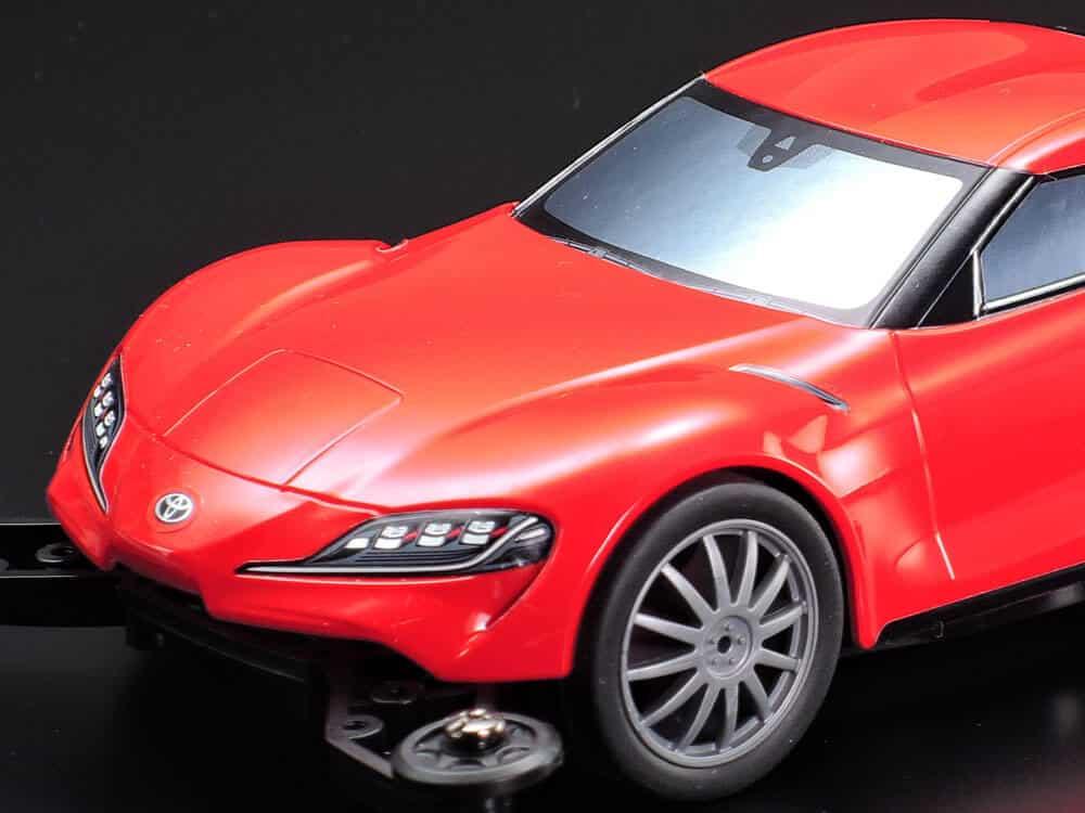 รถมินิ 4WD ทามิย่า 18655 Tamiya Mini 4WD GR Supra (MA CHASSIS)