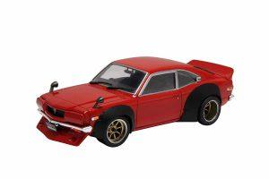 โมเดลรถ Fujimi Mazda Savanna Late Version Racing (RX3) 1/24