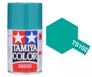 สีสเปรย์ทามิย่า TS-102 COBALT GREEN 100ML