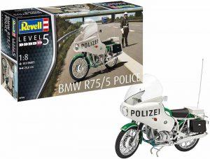 โมเดลมอเตอร์ไซค์ Revell RV07940 BMW R75/5 Police 1:8