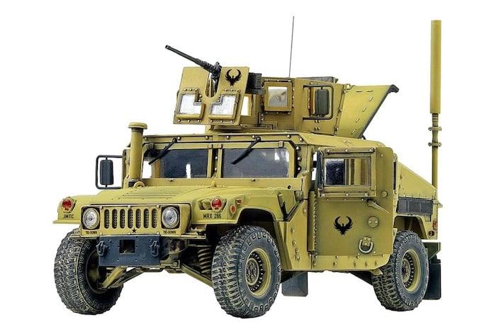 รถทหารและยานเกราะ
