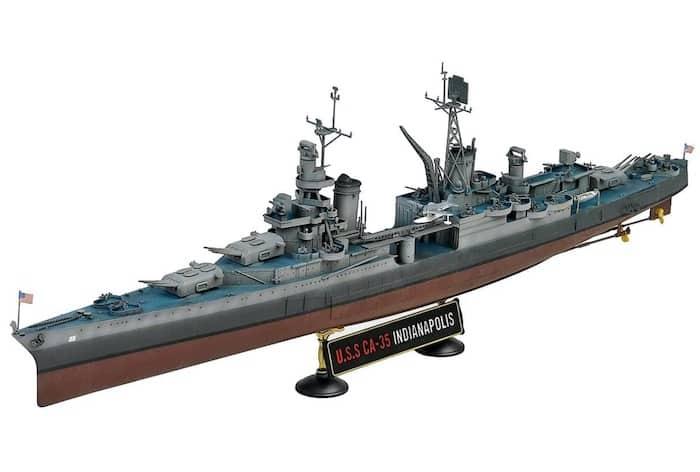 โมเดลเรืออะคาเดมี