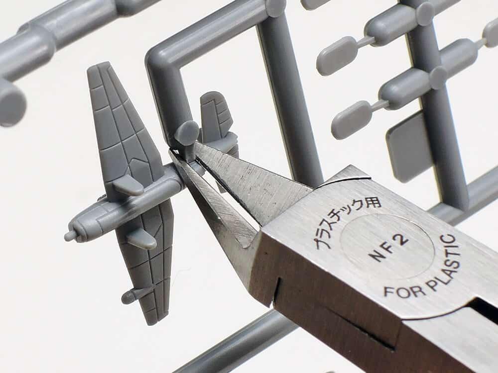 คีมเทพ ทามิย่า 74123 Sharp Pointed Side Cutter (Slim Jaw)