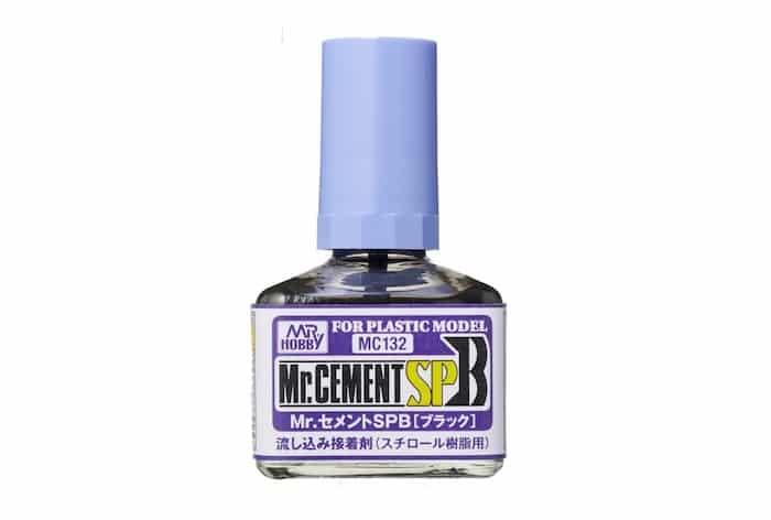 กาวคุณภาพสูง Mr.CEMENT SP MC132 ( สีดำ )