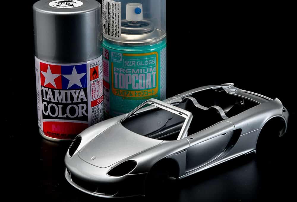สีสเปรย์ทามิย่า TS spray color