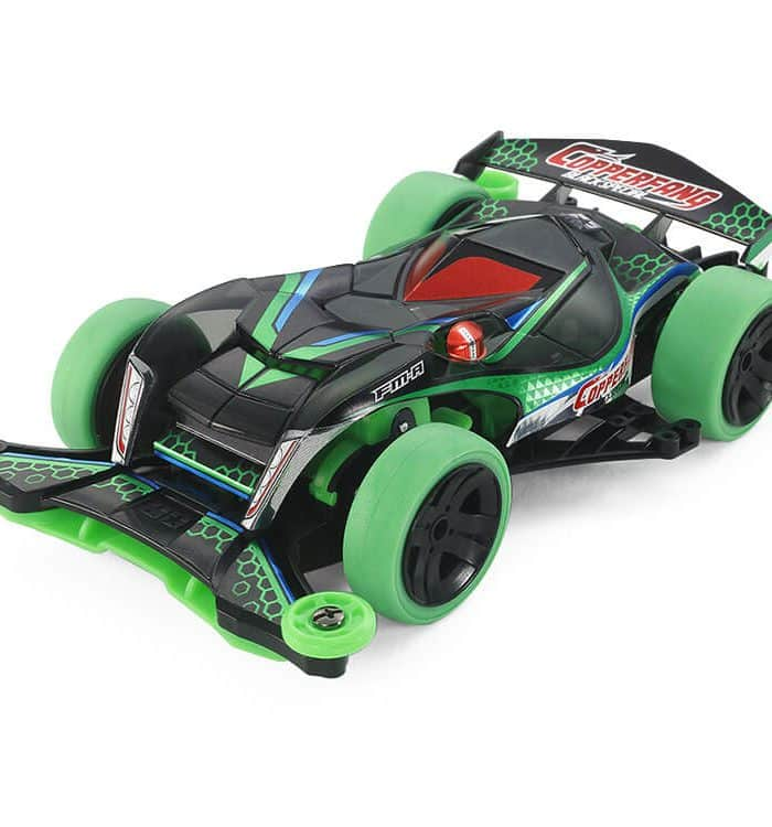 ทามิย่า MINI 4WD COPPERFANG BLACK SPECIAL (FM-A CHASSIS)