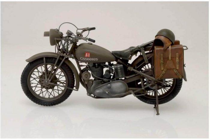 โมเดล IT7402 ITALELI WW.II Triumph 3HW 1/9