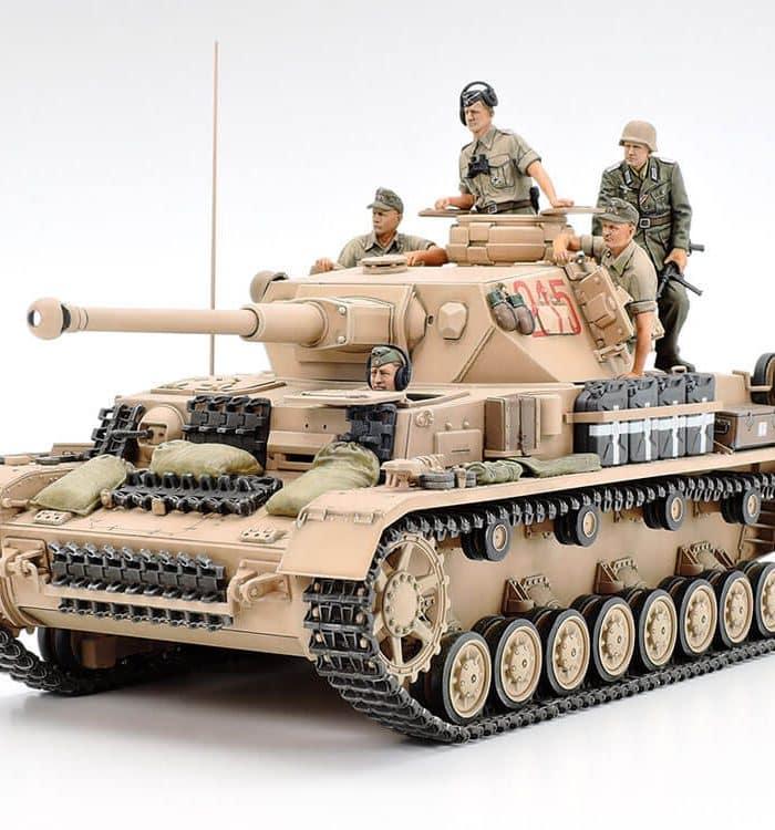 รถถังทามิย่า 35378 PANZERKAMPFWAGEN IV Ausf.G 1/35